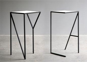 Modern Design: NY and LA Tables (6 pics)