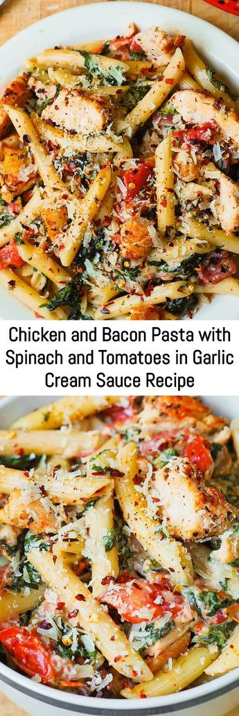 Chicken pasta recipes can get boring. Not this Italian-inspired recipe! You'll fall in love with the flavors in this Chicken […]