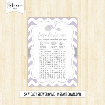 The Price Is Right Game Boy Baby Shower Printable Games Bl
