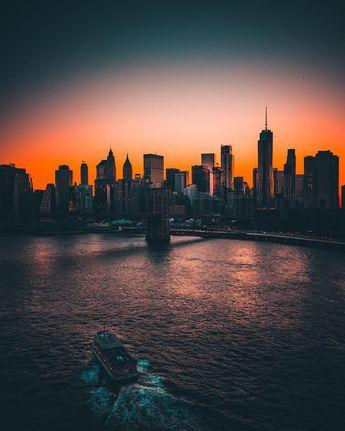 Stunning Moody Street Photos of New York City by Mazz Elias