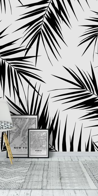 Palm Leaves Cali Finesse 3 Wall mural