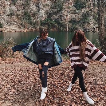"19.8 mil Me gusta, 211 comentarios - Tess & Sarah (@tess_and_sarah) en Instagram: ""ready for warmer weather🌲"""