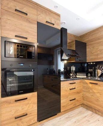 Современная угловая кухня — 23 восхитительн