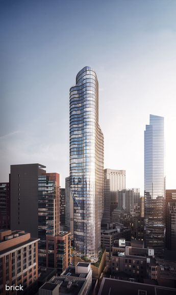 CGarchitect - Professional 3D Architectural Visualization User Community | One Bromfield tower