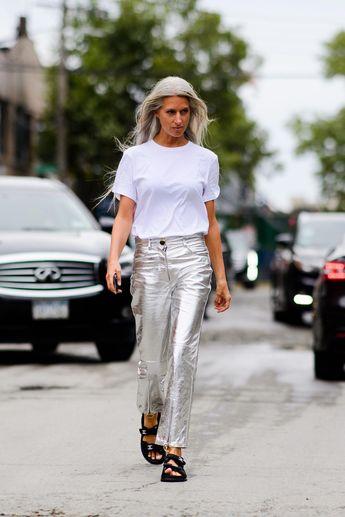 The Best Street Style at New York Fashion Week Day 6- HarpersBAZAAR.com #newstreetfashion