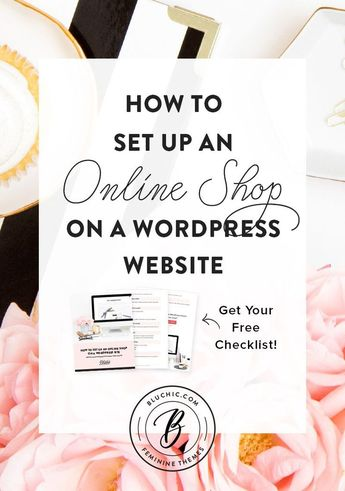 How To Create An Online Shop On A WordPress Site