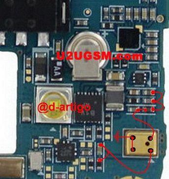 Samsung Galaxy J1 Ace J110 Mic Problem