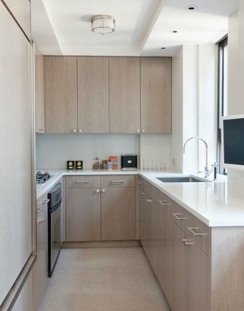 Want some inspiration to design your tiny kitchen room? Check these ideas. #homedesign #homedecor #kitchendesign #kitchendecor #mordernkitchen #tinykitchen