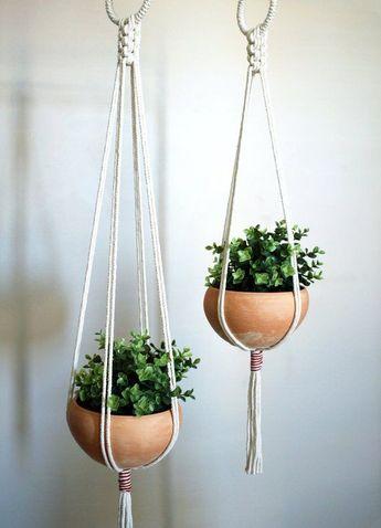 Universal Pot Size Plant Hanger