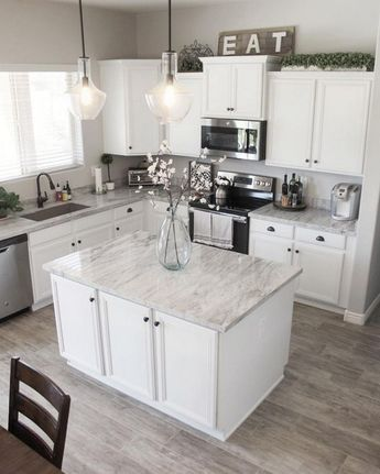 ✔ 68 suprising small kitchen design ideas and decor that you will suprised 54