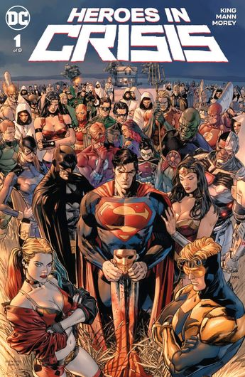 Review: Heroes in Crisis #1
