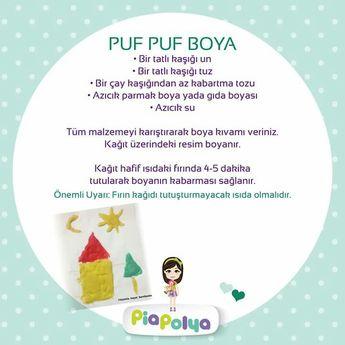 Puf boya