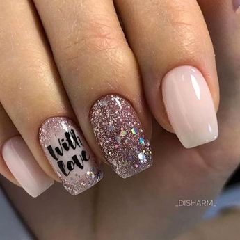 STOP - 46 Beautiful Valentine's Day Nails