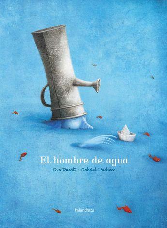 El hombre de agua C - Ivo Rosati / Gabriel Pacheco