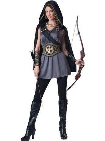 InCharacter Costumes Women's Huntress Costume