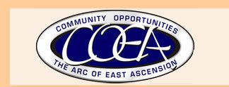 Community Opportunities of East Ascension - COEA