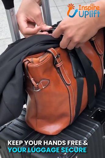 Multifunctional Travel Organizer Bag 😍