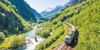 The Most Beautiful Train Ride in America Only Costs $97