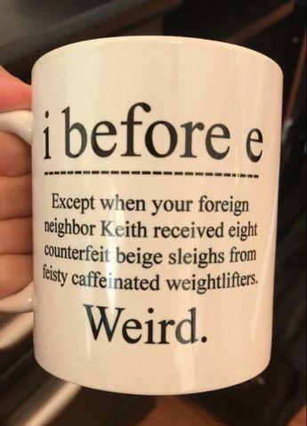 I before E