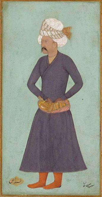Isa Khan, Qurchibashi Of Shah Abbas I, Persia, 17th century