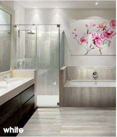 Cerdomus Kora White Porcelain Wood Look Tile (Made In Italy) Call us for special pricing!