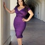 5 cocktail dresses for plus size girls that you will love