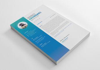 Ares Premium Professional Resume Template - Graphic Templates