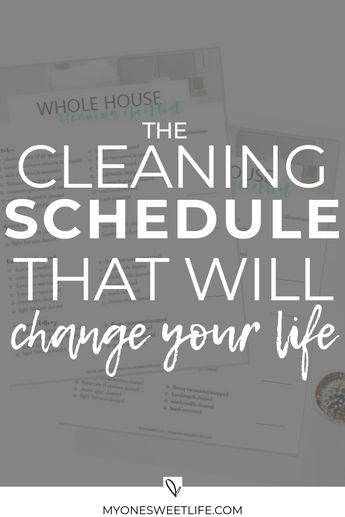 The Cleaning Method That Changed My Life