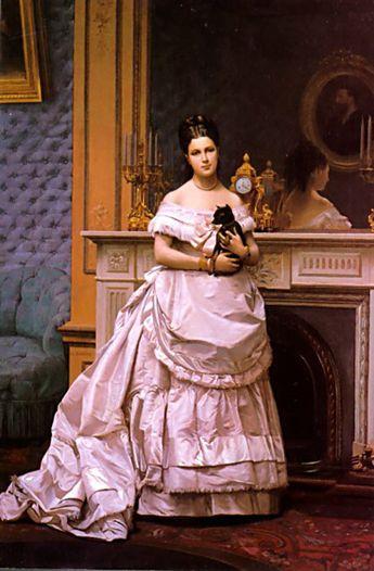 Portrait of a Lady, c.1866-1870