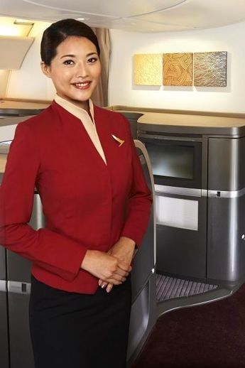 Cathay Pacific Airways #cabincrew Cabin crew #flightattendants