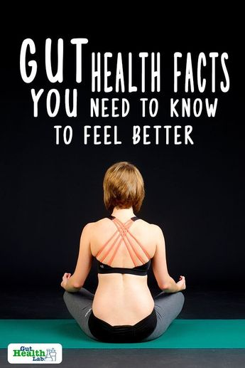 5 Gut health Facts You Need to Know to Feel Better