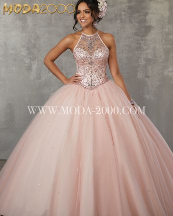 fdf01d1c530 Morilee Vizcaya Quinceanera Dress 89114 JEWELED BEADING ON