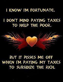 I'm fortunate