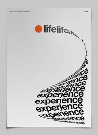 Life-Experience poster