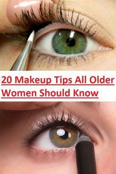 20 Makeup Tips All Older Women Should Know (Slideshow) #LoveTheseBeautyTips
