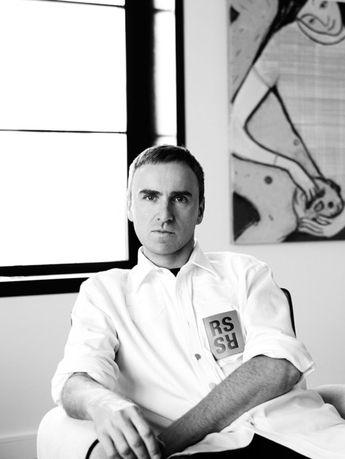 Raf Simons Takes Over Calvin Klein
