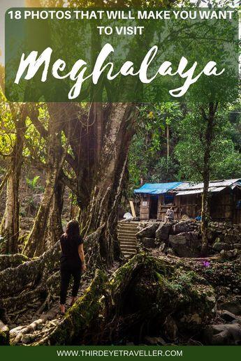 13 Photos that will make you want to visit Meghalaya - india