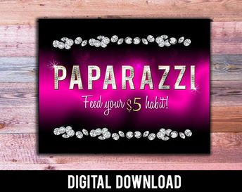 photograph regarding Printable Paparazzi Signs called Lately shared paparazzi printables symptoms guidelines paparazzi