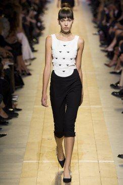 Paris Fashion Week Spring 17  Christian Dior s Lesson in Sparring ee71b7dd651c5