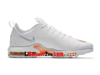 timeless design 376d8 d15ee Officiel Nike Air Max Plus TN Ultra SE Blanc AQ0242-100 Chaussures Nike  Sneaker 2018