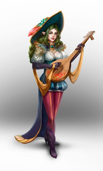 Recently shared bard dnd glamour ideas & bard dnd glamour pictures