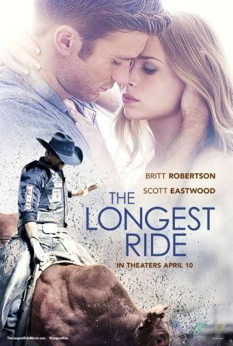 Longest Ride The Movie Poster Puzzle Fun-Size 120 pcs