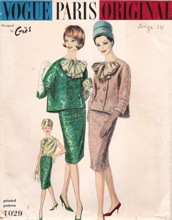 Sewing the 60s: Dressing the Decade - 1960