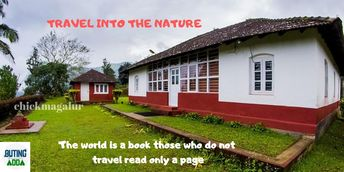"""To move,To Breathe,To Fly,To Float,to gain all while you give to roam the roads of lands remote to #Travel is to live"" It gives us great pleasure to have you stay with us and we do hope that you have a #Memorable experience and a comfortable stay with our #HomeStay. Nestled amongst beautiful coffee plantation and lush green forest, our #Homestay, Chikmagalur is the ideal accommodation to spend your vacation.  Its surreal location makes it one of the most sought after destinations for nature."