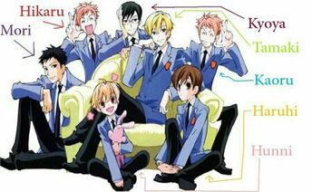 Ouran Roses - ouran-high-school-host-club