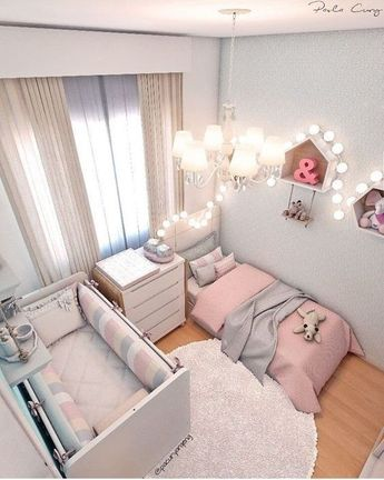 Smart Nursery Ideas: Sharing a Room with Baby