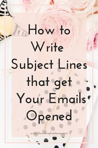How to Write an Over-the-Top Subject Line that gets Your Email Opened