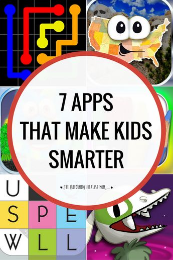 7 awesome apps that will make your kid smarter