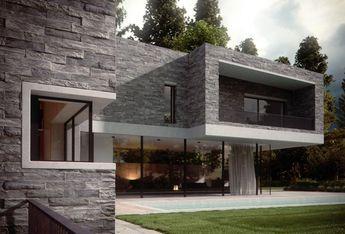 House M Visualization By Bertrand Benoit   3D Architectural Visualization U0026  Rendering Blog