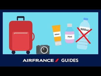 What type of baggage can you bring in the cabin? Size, weight, number, accessories permitted and more: here's all you need to know to prepare your hand baggage.